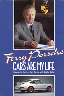 Ferry Porsche, Cars Are My Life | Books
