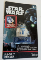 Star Wars R2-D2 Eraser | Whatever Else