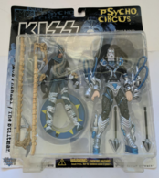 Ace Frehley And The Stiltman | Action Figures