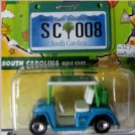 South Carolina- Golf Cart  | Model Cars