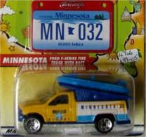 Minnesota - Ford F Fire Truck | Model Trucks