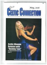 "Mairead Nesbitt  ""CELTIC COLLECTION""  2016 magazine | Posters & Prints"