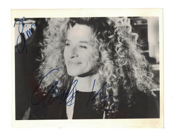 Carole King Signed Autograph | Posters & Prints