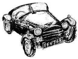 TVR No. 1 | Cars | TVR No. 1 (1949).   No known photographs exist