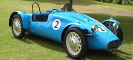 TVR No. 2 | Cars | TVR No. 2 (1949)