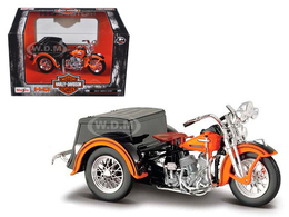 1947 Harley Davidson Servi-Car | Model Motorcycles