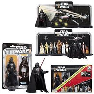Star Wars The Black Series 40th Ann Display Diorama With Darth Vader 6 Inch Figure Legacy Pack | Action Figure Sets