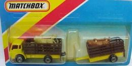 Cattle Truck and Trailer  | Model Vehicle Sets