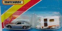 Datsun and E-Caravan | Model Vehicle Sets