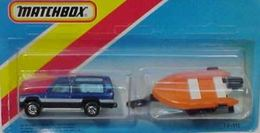 Matra Rancho with an Inflatable | Model Vehicle Sets