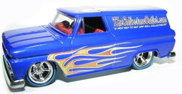 The Collectors Outlet '64 GMC Panel | Model Trucks