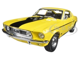 1968 Ford Mustang GT Cobra Jet | Model Cars