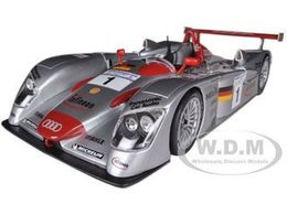 2001 Audi R8 Le Mans  | Model Racing Cars