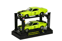 1970 ford mustang 428 scj and 1970 ford mustang mach 1 351 model vehicle sets 0b8a9759 d2ca 41fe 999e d2853882c495 medium