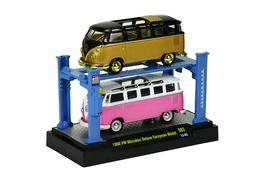 1960 vw microbus deluxe european model chase car model vehicle sets e0349e26 b5df 4f31 bab2 8cf9a61a27a6 medium
