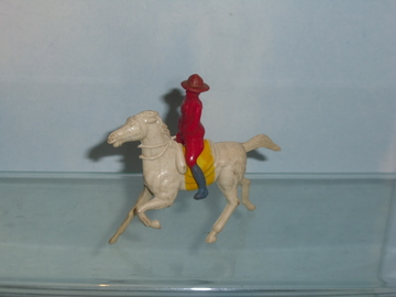 RCMP  Mountie | Figures & Toy Soldiers