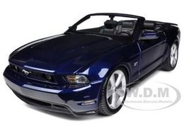 2010 Ford Mustang GT Convertible | Model Cars