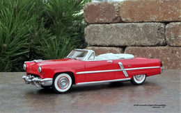 1953 Lincoln Capri Convertible | Model Cars | photo:  JCarnutz
