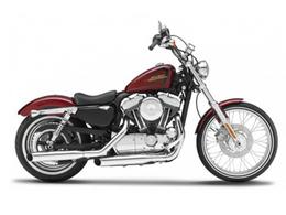 2012 Harley-Davidson XL 1200V Seventy-Two | Model Motorcycles