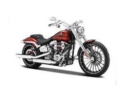 2014 Harley Davidson CVO Breakout Motorcycle | Model Motorcycles