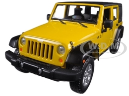 2015 Jeep Wrangler Unlimited | Model Trucks