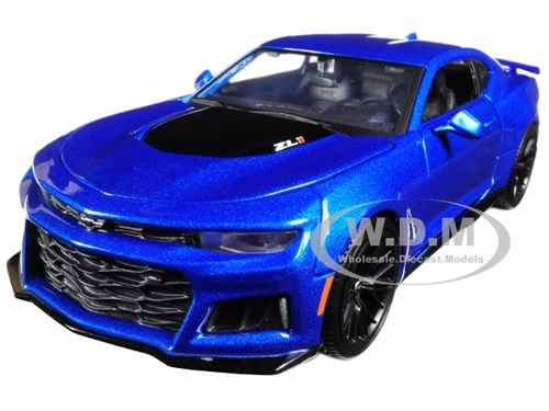 2017 Chevrolet Camaro Zl1 Model Cars Hobbydb