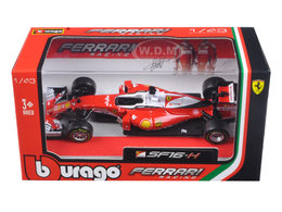 2016 Ferrari Racing SF16 | Model Racing Cars