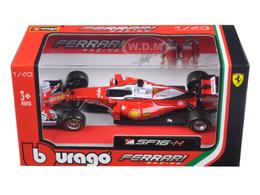 2016 Ferrari Racing SF16 | Model Racing Cars