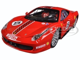 Ferrari 458 Challenge  | Model Racing Cars