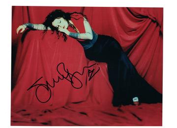 Sarah Brightman Signed Autograph | Posters & Prints