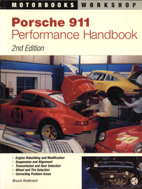 Porsche 911 Performance Handbook, 2nd Edition | Books