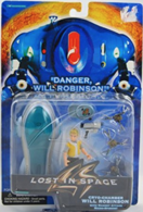 Cyro-chamber Will Robinson   Action Figures