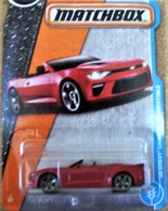 16 Chevy Camaro Convertible | Model Cars