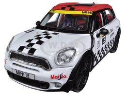 Mini Cooper Countryman  | Model Racing Cars