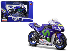 Yamaha YZR-M1 #46 | Model Motorcycles
