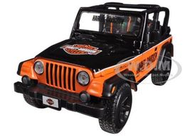 Jeep Wrangler Rubicon | Model Trucks