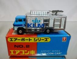 Air-Con Car | Model Trucks