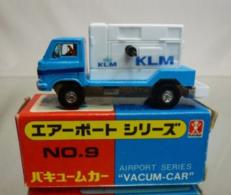 Vacum Car (Vacuum Car) | Model Trucks