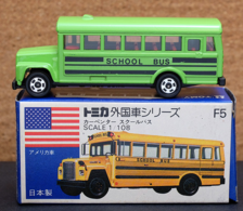 Carpenter School Bus | Model Buses