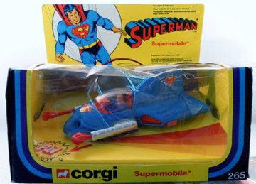 Supermobile   Model Spacecraft