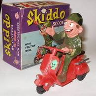 Skiddo Scooter | Model Motorcycles