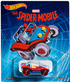 Spider-Mobile | Model Cars