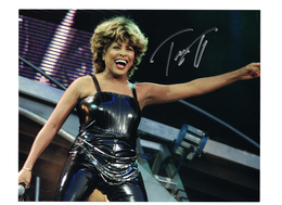 Tina Turner Signed Autograph | Posters & Prints