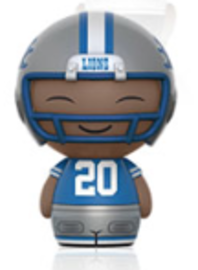 Barry Sanders | Vinyl Art Toys