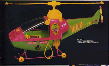 Hulk Copter | Model Aircraft