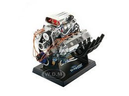 Ford Top Fuel Dragster 427 SOHC Supercharged Engine Model | Model Internal Combustion Engines