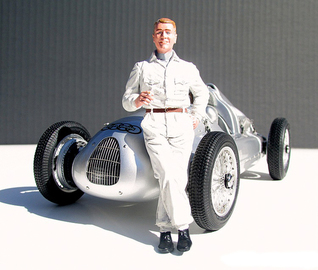1930's Bernd Rosemeyer | Figures & Toy Soldiers