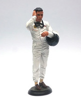 1960's Jim Clark with Goggles and Helmet | Figures & Toy Soldiers
