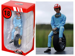 1963 Joe Siffert with Tire | Figures & Toy Soldiers