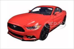 2015 Ford Mustang GT 5.0 Red Limited Edition  | Model Cars